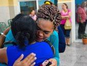 صور.. كوبا تودع ضحايا الطائرة المنكوبة وسط دموع الأهالى