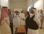 صور.. مستشار رئيس هيئة السياحة والتراث السعودى يزور قصر محمد على بالمنيل