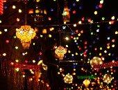 """تقرير لإكسترا نيوز عن رمضان فى قنا.. زينة فى الشوارع ومحبة فى القلوب """"فيديو"""""""