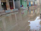 سكان شارع مدرسة الأمير بالخصوص يشكون من طفح مياه الصرف الصحى