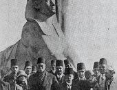 تعرف على ما قاله الزعيم سعد زغلول لـ مختار عن تمثال نهضة مصر