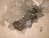 قارئ يرصد حفرة عميقة فى شارع يوسف عباس ويطالب المسؤلين بإصلاحها تجنبا للحوادث