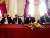 صور.. محافظ جنوب سيناء: صرف مكافأة مالية للطلبة الملتحقين بجامعة العريش