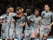 تولوز يقترب من البقاء فى الدوري الفرنسي بعد الفوز على أجاكسيو بثلاثية