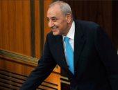 رئيس مجلس النواب اللبنانى: لابد من إعلان حالة طوارىء فى البلاد