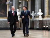 """الكرملين يرفض اتهام ماكرون لـ""""بوتين"""" بمحاولة """"تفكيك"""" الاتحاد الأوروبى"""