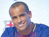 ريفالدو ينصح برشلونة بالتعاقد مع محمد صلاح