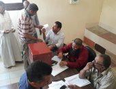 غنيمة توفيق رئيسا لنقابة العاملين بمجلس مدينة العريش