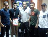المقاولون العرب يتعاقد مع سامى عبد الستار لمدة 3 سنوات