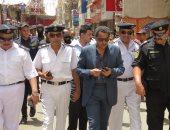 مدير أمن الإسماعيلية يقود حملة تموينية على أسواق بالإسماعيلية.. صور