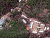 صور.. الأقمار الصناعية ترصد موقعا للتجارب النووية شمال كوريا الشمالية