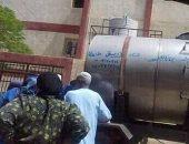شكوى من تكرار انقطاع المياه فى قرية نديبة محافظة البحيرة