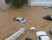 """صور.. فقدان أكثر من 17 شخصا فى محافظة سقطرى اليمنية بسبب إعصار """"مكونو"""""""