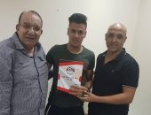 المقاولون العرب يتعاقد مع مدافع كوكاكولا مقابل مليون جنيه