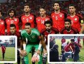 """المنتخب بـ""""علم مصر"""" فى ودية الكويت غدًا"""