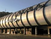 حركة الإقلاع والهبوط بمطار القاهرة تسير بشكلها الطبيعى