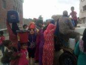 شكوى من استمرار انقطاع المياه بشارع 6 أكتوبر فى العمرانية