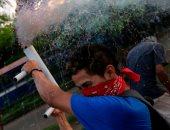 تجدد الاشتباكات فى نيكاراجوا والشوارع تتحول إلى ساحة حرب
