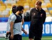 أسطورة هولندا ينتقد طريقة لعب ليفربول بسبب محمد صلاح