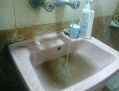 شكوى من تلوث مياه الشرب بحى شرق الوليدية فى أسيوط