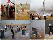 """""""منظمة التحرير الفلسطينية"""": 83 شهيدا سقطوا برصاص الاحتلال مايو الماضى"""