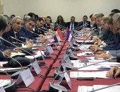 وزير الصناعة يلتقى 60 شركة بموسكو مهتمة بالاستثمار فى المنطقة الروسية