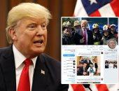 ترامب يخوض فى الجدل حول تغريدة عنصرية للممثلة روزان بار