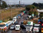 صور.. البرازيل تعلن حالة التعبئة.. والجيش يتدخل للسيطرة على إضراب السائقين