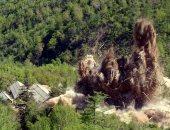 صور.. كوريا الشمالية تفكك مواقع تجارب نووية