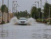 الإعصار أمبيل يصل شنغهاى ويعطل الرحلات الجوية وحركة الشحن