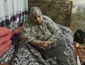 فيديو.. هدى تصاب بالفقرات القطنية وترقد 13 سنة على السرير بعد وصول وزنها 300 كيلو