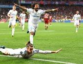 ريال مدريد يتربع على عرش أوروبا للمرة الـ13 فى ليلة حزينة للمصريين