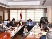 وزيرة التخطيط: بحث كيفية تمكين الخريجين بالإدارات المناسبة لإمكانياتهم