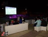 صور.. افتتاح المنطقة الترفيهية ببارك أفنيو مول علي مساحة ٤٢٠٠ متر بحضور نجوم الفن والرياضة