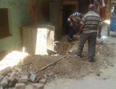 قارئ يشكو تكرار تكسير شارع ماهر محمد عايد بإمبابة بسبب أعطال الكهرباء