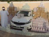 ضبط أضخم شحنة أقراص مخدرة فى رمضان.. وتحريز مليون و350 ألف قرص