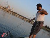 بعد تعدى الاستاكوزا على البلطى.. الصيادون يعلنون الحرب عليها فى مياه نهر النيل