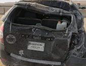 مصرع طالبتين وإصابة آخر فى حادث انقلاب سيارة ملاكى بالسويس
