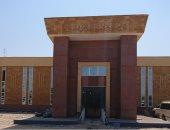 ننفرد بنشر صور معبر رفح البرى عقب تطويره من جانب السلطات المصرية