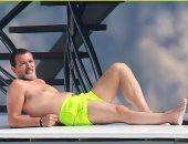 صور.. هكذا يستمتع أنطونيو بانديراس بأوقاته فى موناكو