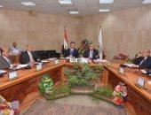 محافظ أسيوط يشارك فى اجتماع مجلس جامعة أسيوط