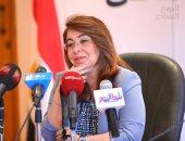 وزيرة التضامن تطالب البرلمان بالموافقة على زيادة المعاشات بحد أدنى 125 جنيها