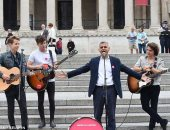 عمدة لندن يعلن تعرض أماكن موسيقية عالمية بالمدينة للدمار بسبب كورونا