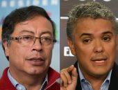 صور.. جولة إعادة فى انتخابات الرئاسة بكولومبيا بين مرشحين يمينى ويسارى