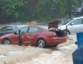 """فيديو وصور.. إجلاء سكان فلوريدا الأمريكية مع اتجاه العاصفة """"ألبرتو"""" للولاية"""