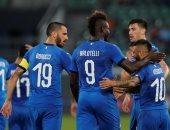 ايطاليا ضد فنلندا.. الآزورى يحقق رقما مميزا فى تصفيات اليورو