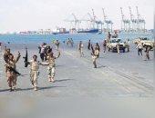 مصدر بالتحالف العربى: قوات الانتقالى بدأت بالانسحاب من بعض مواقع عدن