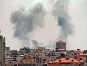 اندلاع حرائق جديدة في منطقة غلاف قطاع غزة بسبب البالونات الحارقة