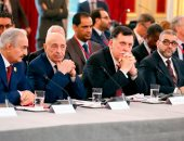 ننشر صور المؤتمر الدولى حول ليبيا فى باريس تحت رعاية الأمم المتحدة