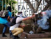مقتل 6 أشخاص فى اشتباكات بنيكاراجوا احتجاجا على خفض المعاشات